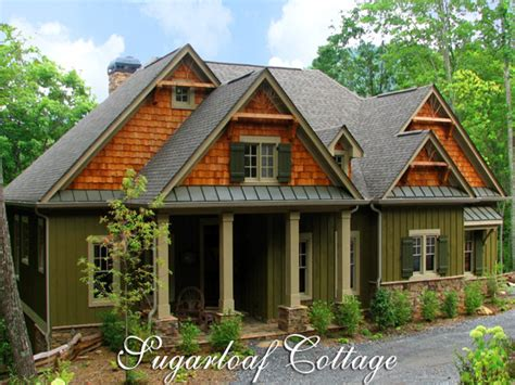 house plans for cottages country cottage house plans mountain cottage house
