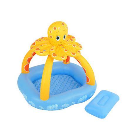 octopus l shade octopus sun shade paddling pool age 1 2