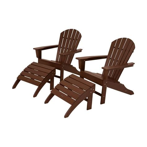 Adirondacks Chairs Home Depot by Adirondack Chairs Patio Chairs The Home Depot