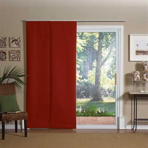 slider panel curtains for patio doors sliding patio door curtain panels window treatments
