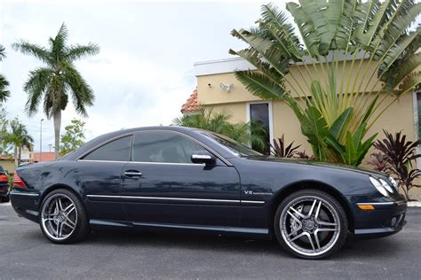 2003 Mercedes Cl55 Amg by 2003 Mercedes Cl55 Amg 2 Door Coupe 176972