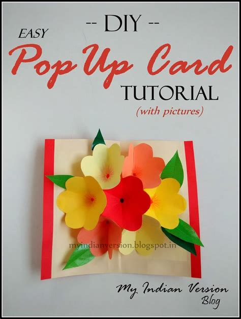 how to make birthday pop up cards easy 1000 ideas about pop up card on pop up popup