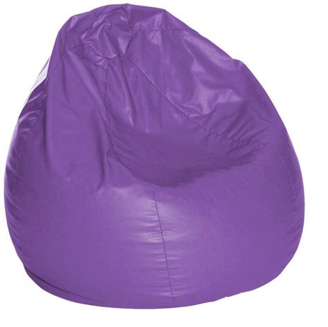 Lovetheseventies Purple Bean Bag Chair