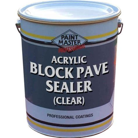 acrylic paint sealer for canvas acrylic block pave sealer clear