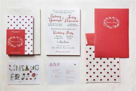 Wedding invitation card jakarta mehndi invitation card designs 37 contoh konsep undangan pernikahan indonesiaayuprint stopboris Choice Image