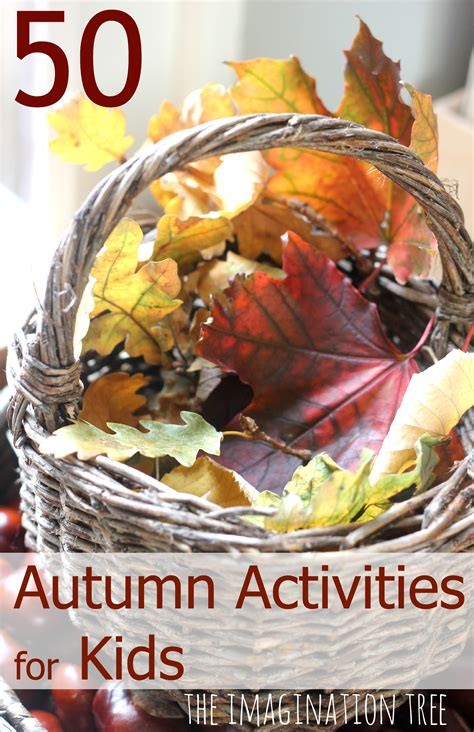 fall craft projects for toddlers 50 autumn play and activities for the