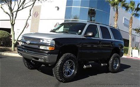 Purchase used 2004 Chevrolet Tahoe`` Lifted Bad Boy ... 04 Chevy Suburban Paint Colors