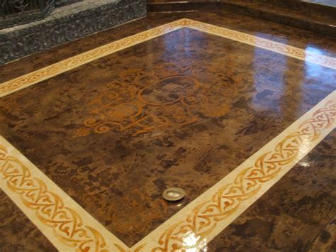 handmade lwork custom work plano concrete flooring