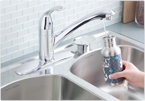 kitchen water filter faucet moen kitchen faucet with water filter