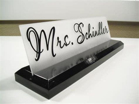 office desk name plates office desk name plate personalized professional wood