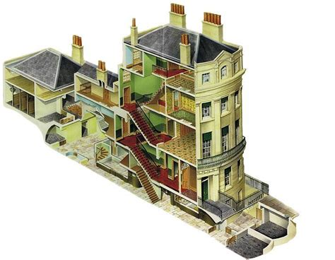House Plans With Bedrooms In Basement by Look Inside A Georgian Townhouse Sharon Lathan Novelist