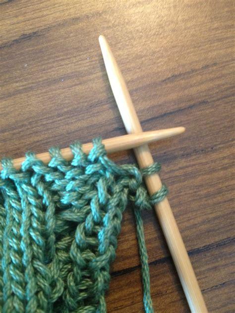 Cast Knitting Tutorial
