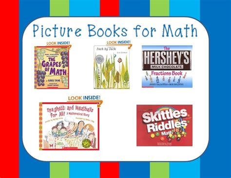 geometry picture books picture books for math rhyming