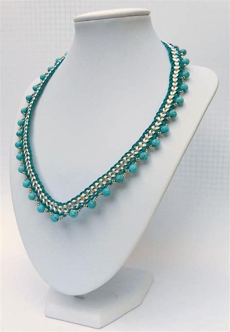 beaded kumihimo necklace patterns kumihimo wire jewellery tutorial collar prumihimo