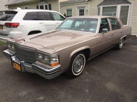 1984 Cadillac Sedan by 1984 Cadillac Sedan Donk