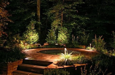 outdoor lights images pools and ponds outdoor lighting perspectives of