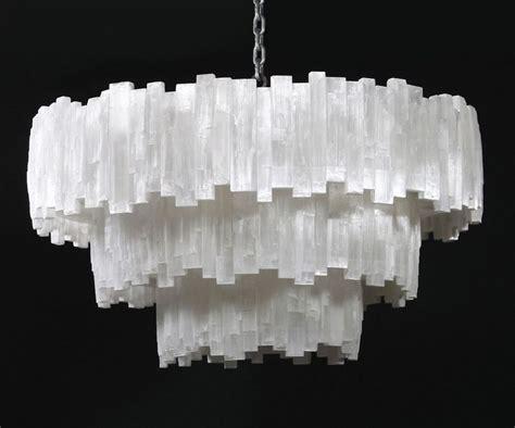 selenite chandelier 28 images selenite chandelier dier