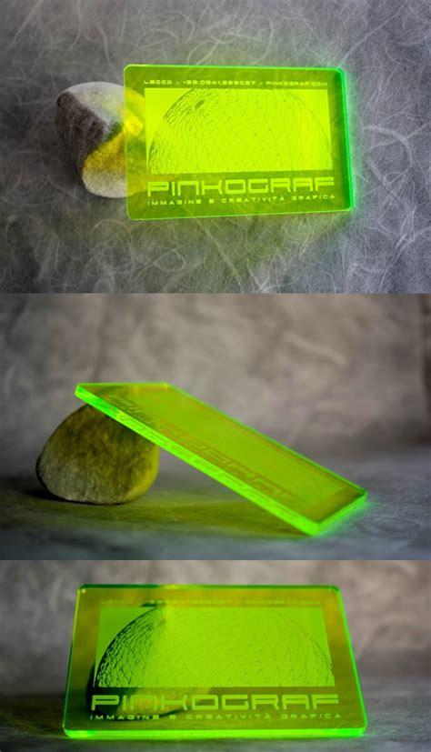 how to make plastic cards green plastic business card cardobserver