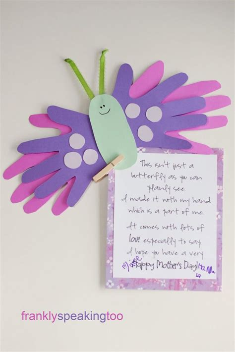 mothers day cards toddlers can make 255 best images about s day etc on