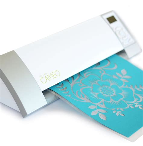 craft paper cutter machine reviews bestbuy silhouette cameo electronic cutting tool review