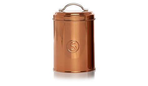copper canister set kitchen george home copper canister set kitchen storage george