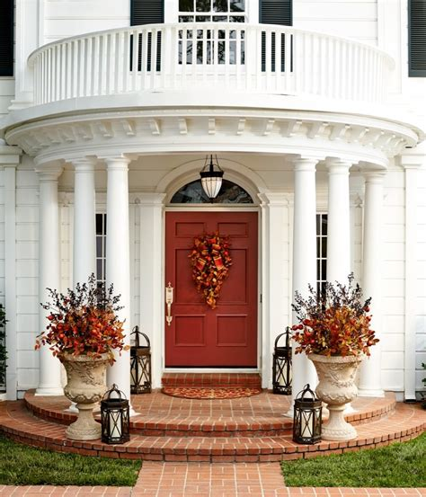 decoration front door 67 and inviting fall front door d 233 cor ideas digsdigs