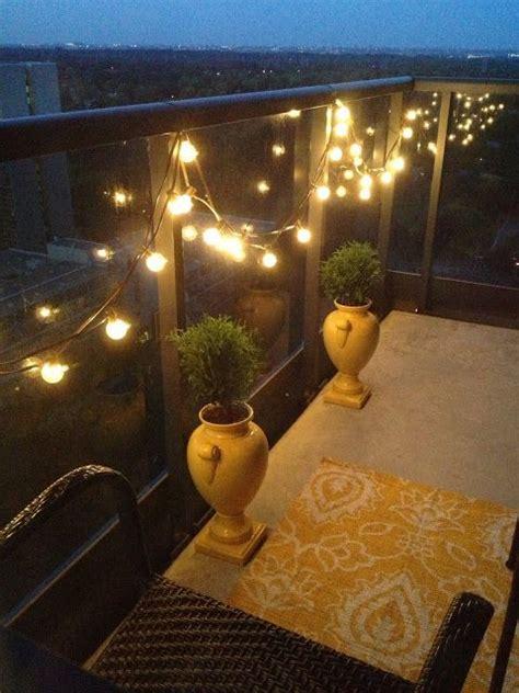 solar balcony lights 17 best ideas about balcony lighting on