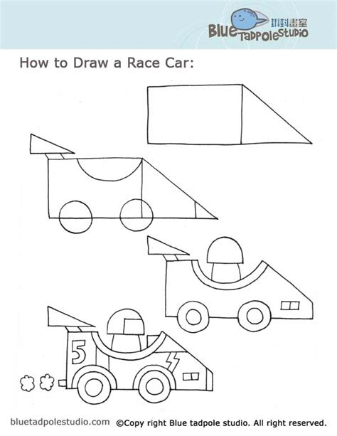 how to draw a car 8 steps with pictures wikihow mrshclassblog