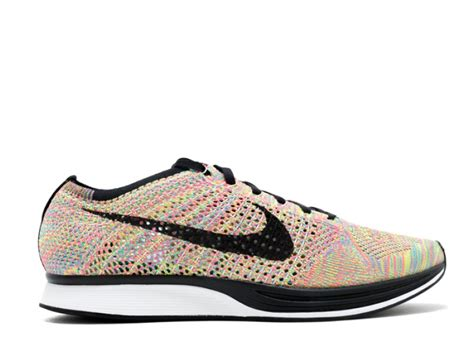 fly knit flyknit racer quot multi color grey tongue quot grey black