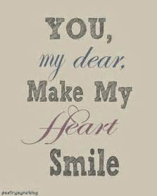 dear my you my dear make my smile pictures photos and