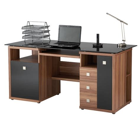 home office furniture computer desk black executive modular furniture for home office office