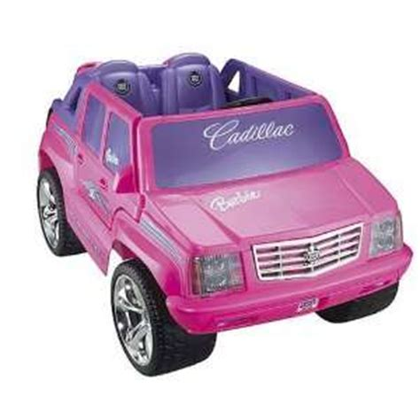 Pink Cadillac Power Wheels by Amazoncom Power Wheels Pink Cadillac Escalade Toys