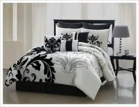 black king size comforter sets black white comforter sets king home design ideas