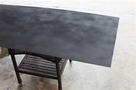 painting chalkboard paint on metal metal chalkboard spray paint tips hints diy