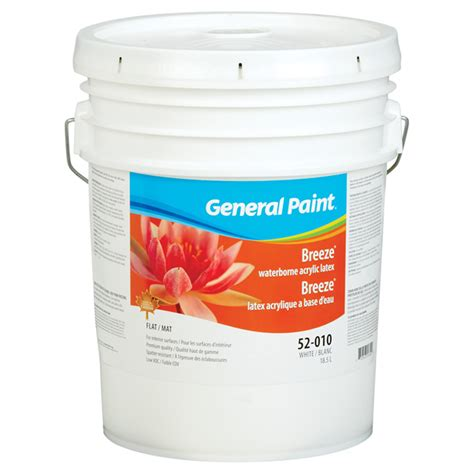 reno acrylic paint general paint waterborne acrylic paint flat