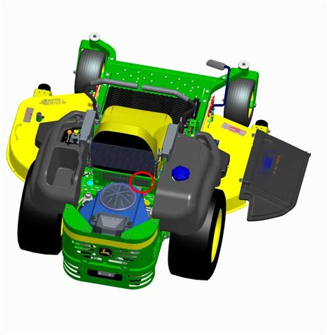 jd id deere recalls zero turn lawn mowers due to risk of