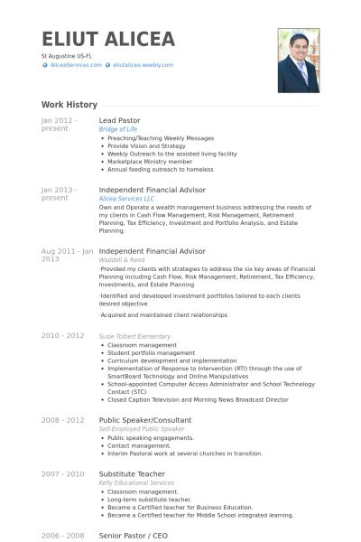 lead pastor resume samples visualcv resume samples database