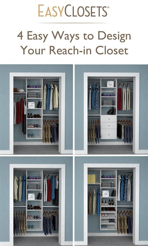 small bedroom closet best 25 small closet design ideas on small