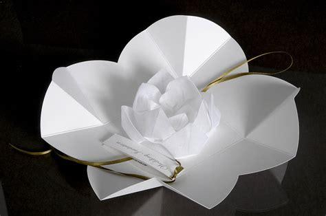 origami black lotus origami lotus flower invitation by paperbird design