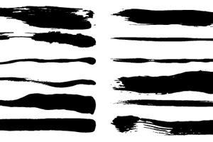 spray paint brush illustrator 飛爾酥創意設計 蒐 60款超優illustrator筆刷 免費下載