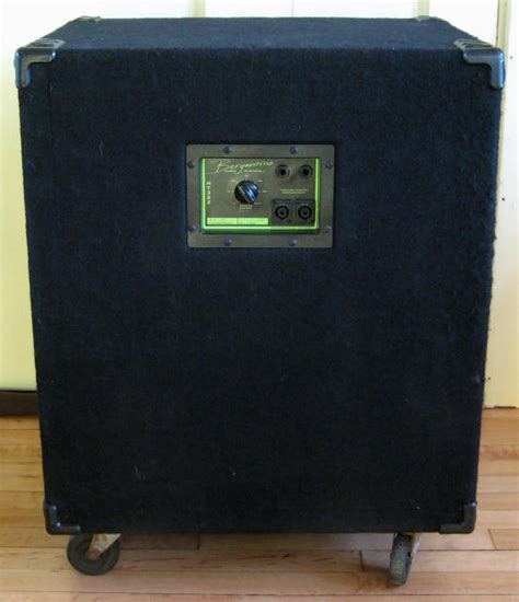 used bass cabinets for sale used bergantino ht322 bass cabinet reverb