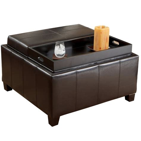 best storage ottoman 5 best storage ottoman coffee table powerful coffee