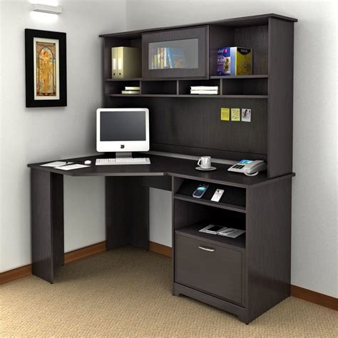 black desk with hutch black corner desk with hutch whitevan