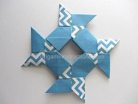origami 8 pointed origami 8 pointed hollow folding