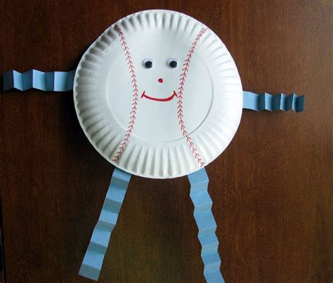 baseball crafts for 17 best images about preschool sports theme on