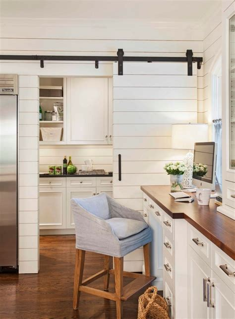 kitchen barn doors bringing sliding barn doors inside