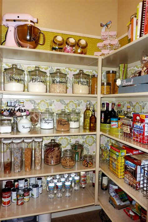 kitchen pantry organizer ideas 14 inspirational kitchen pantry makeovers