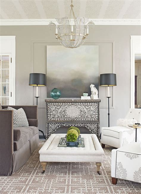 how to decorate a traditional home decorating gorgeous gray rooms traditional home