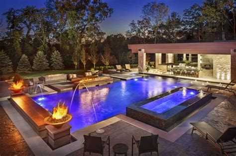 modern pool designs modern pool designs barrington pools