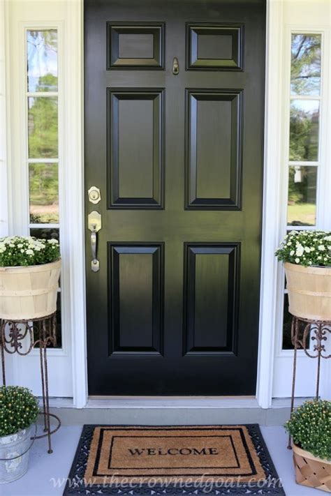 colors to paint front door best 20 painting front doors ideas on